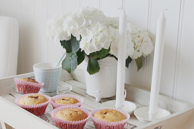 bilde med muffins på