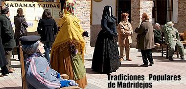 Madamas y Judas en Domingos de Resurrección