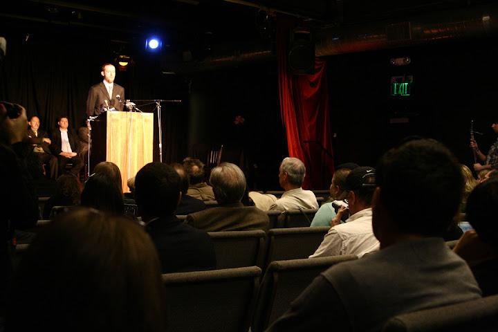 Ex-Scientologists Speak Out at LA Press Conference Protest_0113