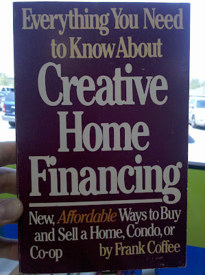 Creative Home Financing by Frank Coffee