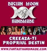 Dacian Moon Handmade