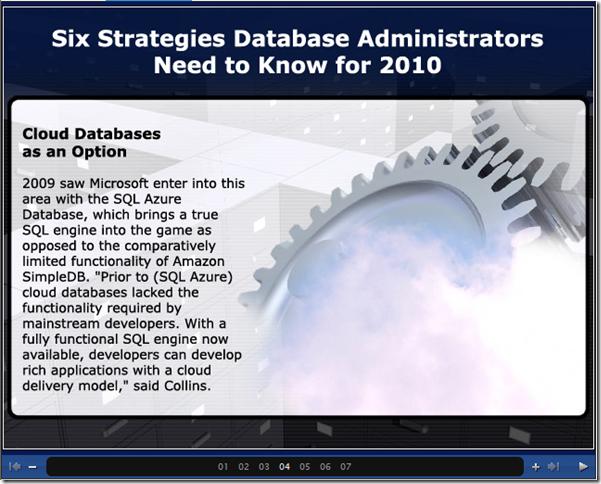 eWeek-SixDatabaseStrategiesFor2010-644px