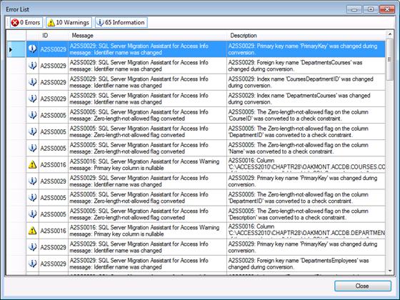 OakmontAccessSQLAzureMigrationErrorList800px
