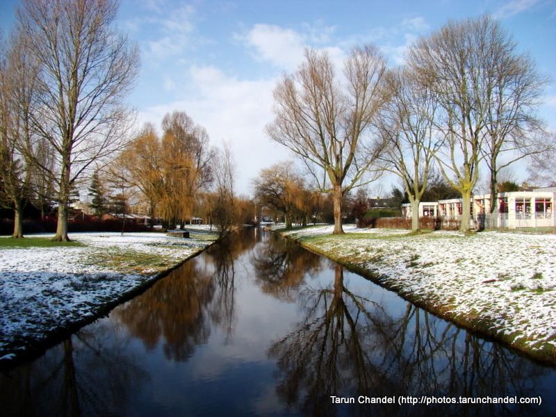 Awesome River Bank Netherlands Holland Dutch, Tarun Chandel Photoblog