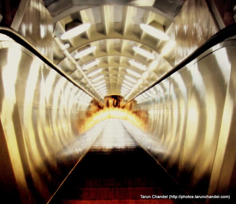 Atomium Stairs Brussels Belgium, Tarun Chandel Photoblog