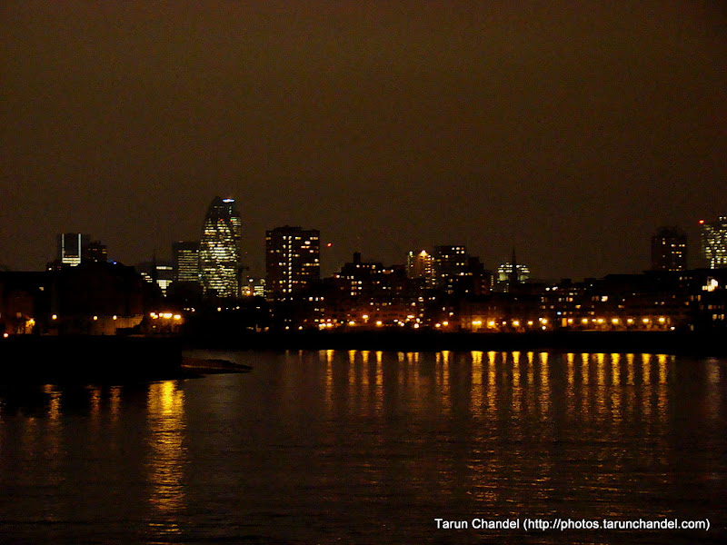 London Night by the River Thames, Tarun Chandel Photoblog
