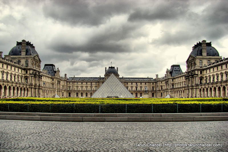 Louvre Museum Paris France, Tarun Chandel Photoblog