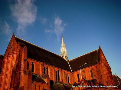 Strathclyde University, Tarun Chandel Photoblog