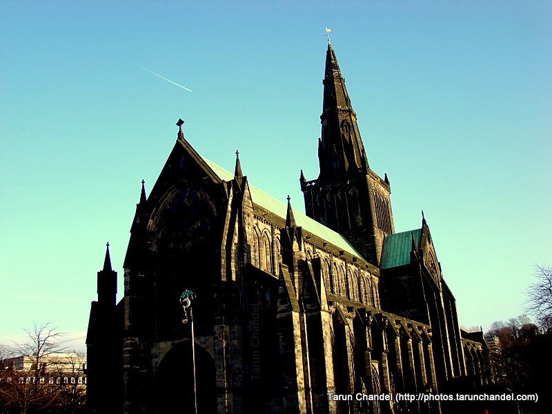 Glasgow Cathedral, Tarun Chandel Photoblog