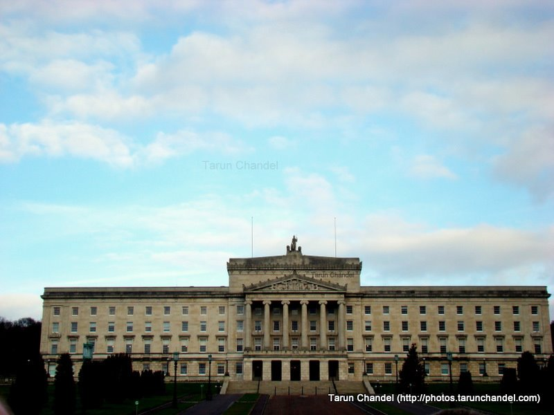 Parliament of Northern Ireland Belfast, Tarun Chandel Photoblog