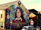Bobby Sands Mural, Belfast, Tarun Chandel Photoblog