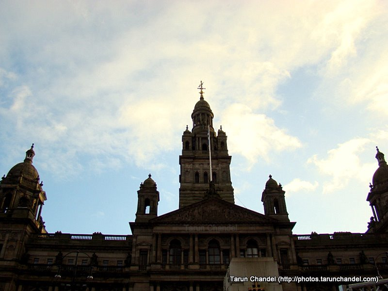 Glasgow City Chambers, Tarun Chandel Photoblog