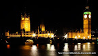 Big Ben and London House of Parliament at Night, Tarun Chandel Photoblog