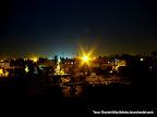Delhi Park at Night, Tarun Chandel Photoblog