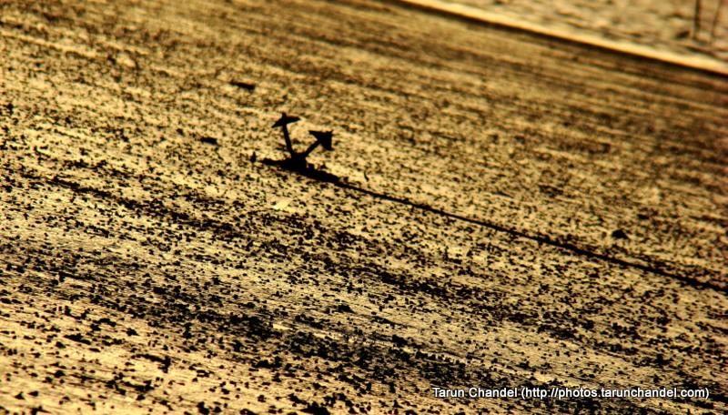 Anchor in dead sea, Tarun Chandel Photoblog