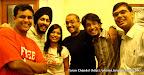 Vishwaskasat, Sukhdeep, Netra, Veenu (_g0d), Ketan (keeda) at Aperitweat, Tarun Chandel Photoblog