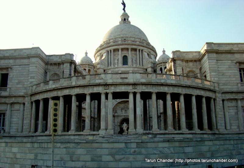 Victoria Terminal Side View Kolkata Trip, Tarun Chandel Photoblog