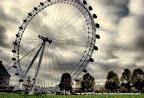 London Eye HDR, Tarun Chandel Photoblog