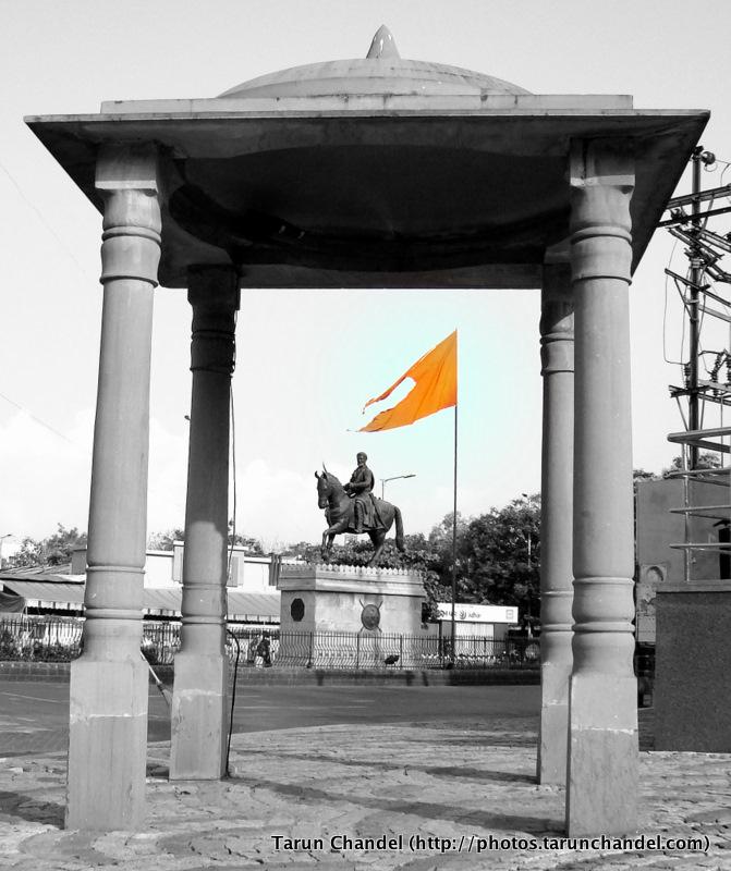 Shivaji Statue Vashi Navi Mumbai, Tarun Chandel Photoblog