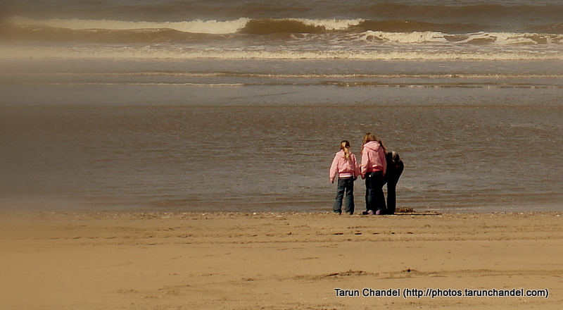 Beach North Sea Netherlands, Tarun Chandel Photoblog