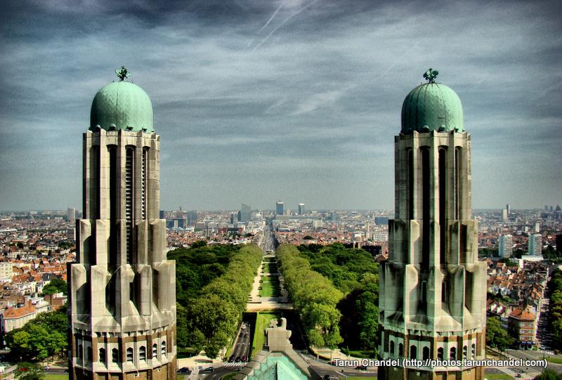 Basilica of the Sacred Heart Brussels Belgium Brussels Panorama, Tarun Chandel Photoblog