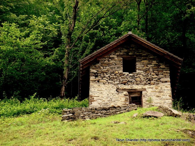 Old Hut Verzasca Valley Locarno Switzerland, Tarun Chandel Photoblog