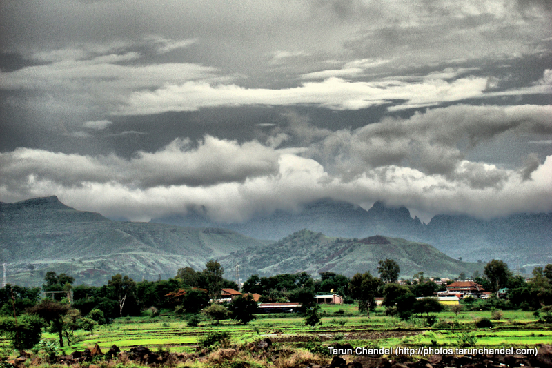 Nashik Hills Monsoon, Tarun Chandel Photoblog