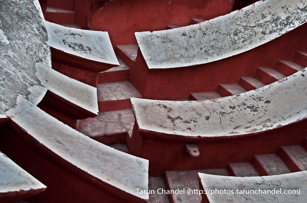 Jantar Mantar Arcs New Delhi, Tarun Chandel Photoblog
