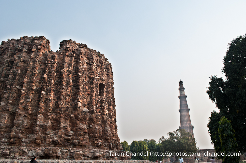 Qutub Minar Alai Minar New Delhi, Tarun Chandel Photoblog