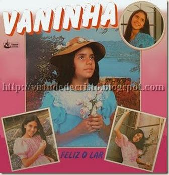 VANINHA - FELIZ O LAR- 1986