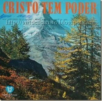 Cristo tem poder