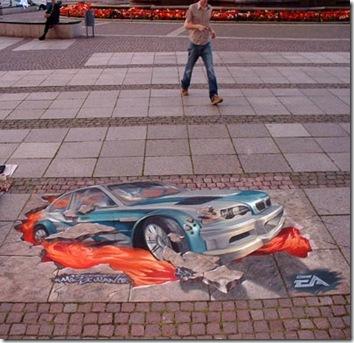 3d street painting_street art 10