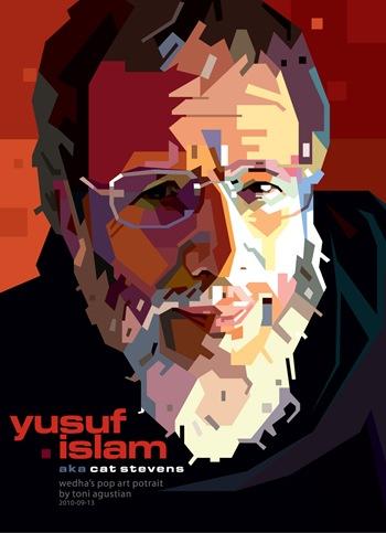 YUSUF ISLAM 4 X