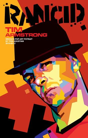 TIM ARMSTRONG 4 X