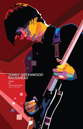 Jonny Greenwood - #3 CDR10