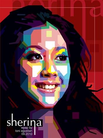 SHERINA 003 #3X RGB