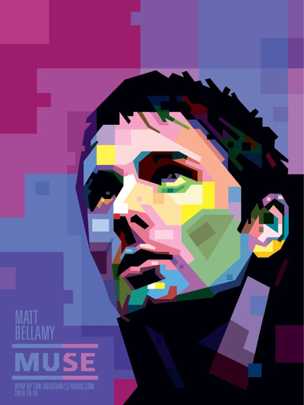 MATTHEW BELLAMY 3 02X FB