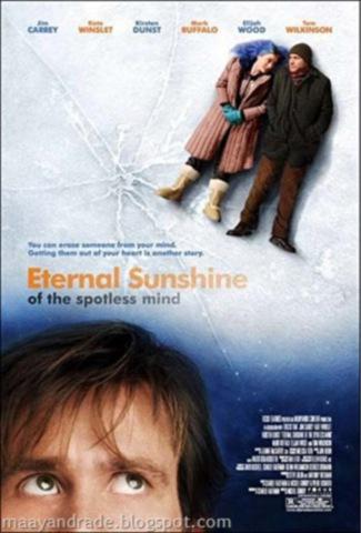 brilho eterno de uma mente sem lembranças