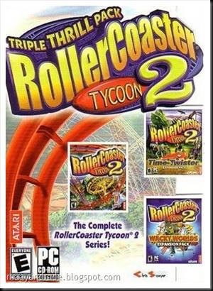 roller coaster triple