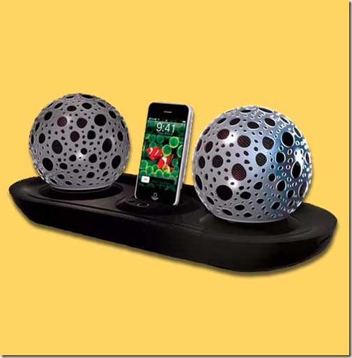 Satellite Wireless Speaker System