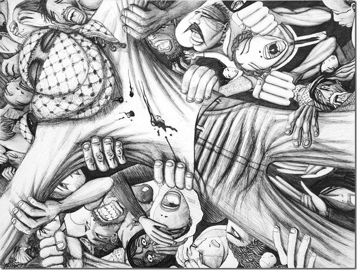 12 Zakharia - Martyr