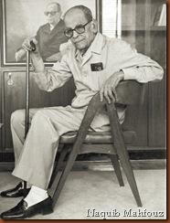 Naquib Mahfouz