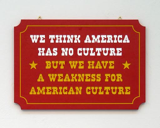 Culture americaine
