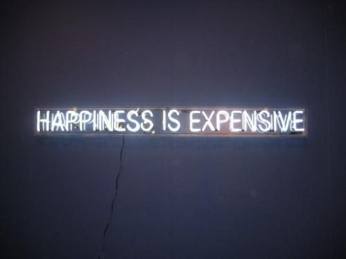 neon bonheur