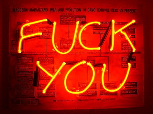 neon fuck rouge