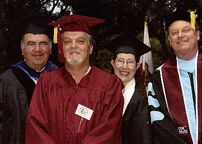 Rick Jacobs Graduation