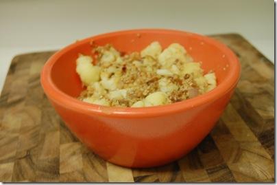 Spiced Cauliflower With Sesame Seeds Recipes — Dishmaps