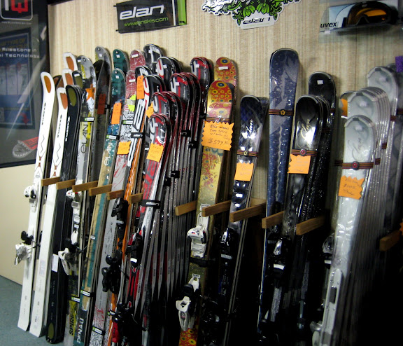 Northern Edge Snowsports Shop Visit