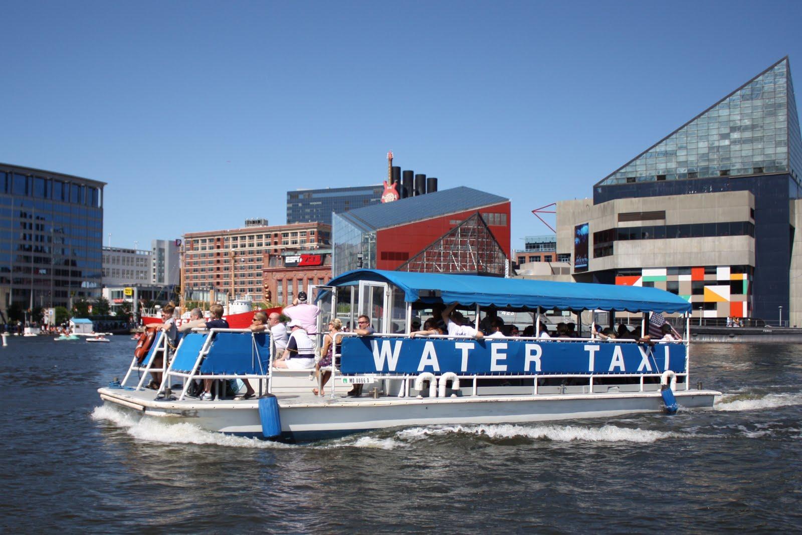 Panduan Menjelajahi Kota Baltimore Negara Bagian Maryland Amerika Serikat
