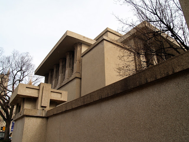 参观建筑大师赖特故居和海明威出生地 - bldr - Georges blog
